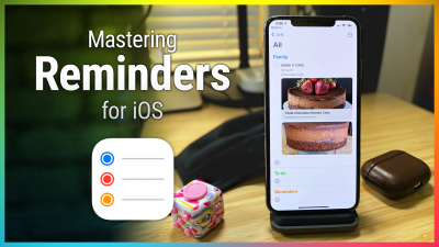 What You Need to Know About the Built-In To-Do App on Your iOS Device