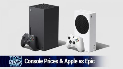 Console Prices, Apple vs. Epic Games Continues, The 5G Lie