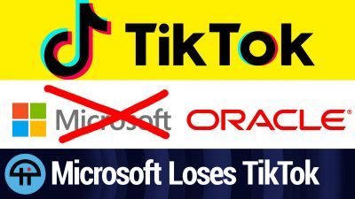 Breaking News: Microsoft Out of TikTok Deal