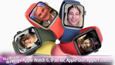 Apple Watch 6, iPad Air, Apple One, Apple Fitness+