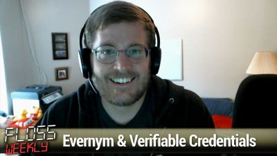 Evernym & Verifiable Credentials