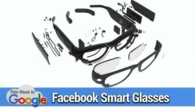 Facebook Smart Glasses, TikTok Saga, Nvidia Buys ARM