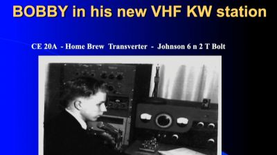 HN 471: Bob Begins 65 Years In Ham Radio! - Route 66 On-The-Air report, Club Spotlight on Valley Radio Club, Tales From the Transmitter Site