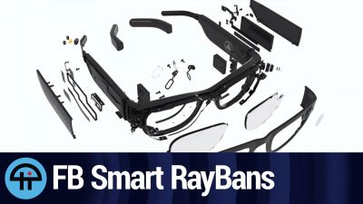 Facebook's Smart RayBans