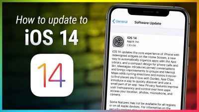 Prepare Your iOS Device (iPhone, iPad, iPod Touch) For an iOS Update