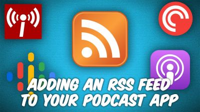 How To Manually Subscribe To a Podcast