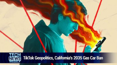 TikTok Gives US Taste of its Medicine, California's 2035 Gas Car Ban