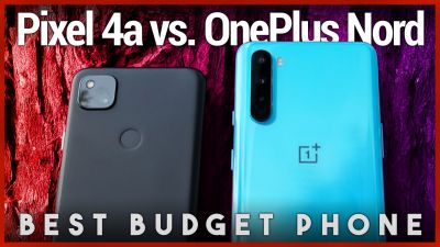 Pixel 4a vs. OnePlus Nord Review