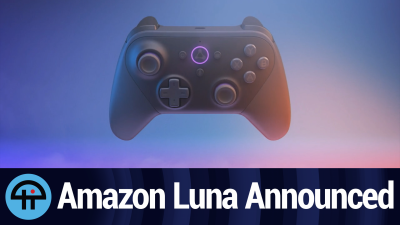 Amazon Reveals Luna Cloud Gaming Service