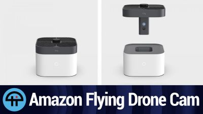Amazon Flying Security Cam