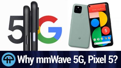 mmWave 5G on the Pixel 5 is Unnecessary