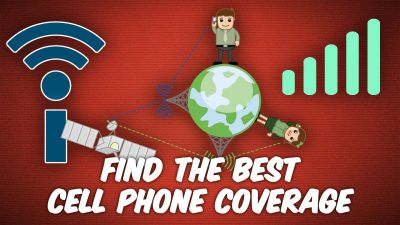 Leo Laporte explains how to find out which network has better cell coverage for your area.