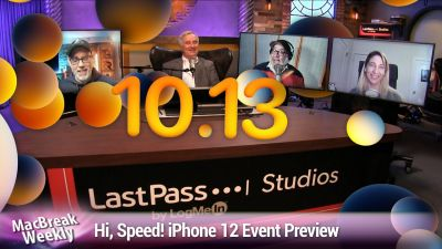 MacBreak Weekly: Hi, Speed! iPhone 12 Event Preview