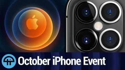 iPhone 12 Event October 13th