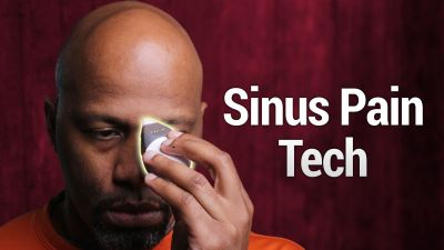 Tech for Sinus Pain - Tivic Health's ClearUP