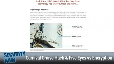 Carnival Cruise Hack, ZeroLogon, Five Eyes vs Encryption