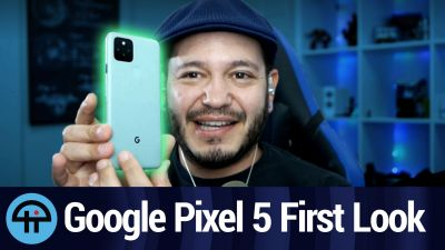 Google Pixel 5 Hands-On First Impressions