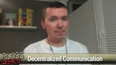 Open Source Server, Decentralized Communication