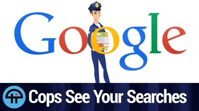 Google Gives Your Searches to Cops