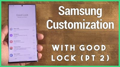 Galaxy Customization Continues on an Even Deeper Level