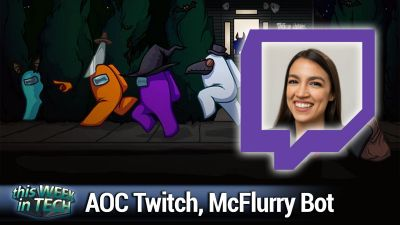 AOC Streams Among US, iPhone Reviews, RIP Quibi