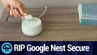RIP Google Nest Secure
