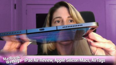 iPad Air Review, Apple Silicon Macs, AirTags