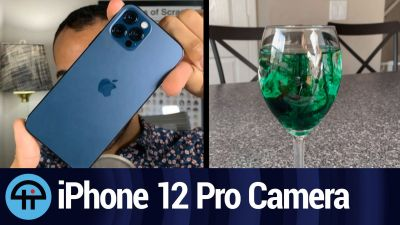iPhone 12 Pro Camera Review