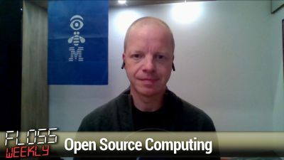 Encouraging Open Source Computing