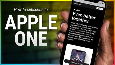 Bundle Apple Music, TV+, Arcade, iCloud Storage, and More