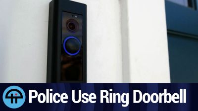 Police Use Ring Doorbell