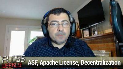 ASF, Apache License, Decentralization