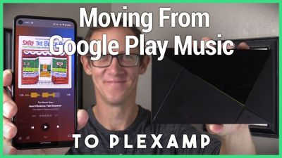 Takeout Your Google Play Music Library and Move It to Plexamp