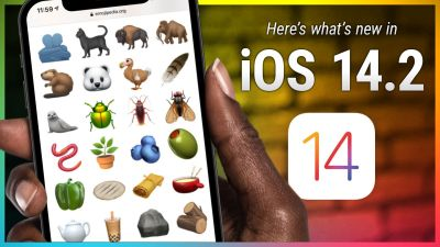 New Emoji, Intercom on HomePod, New Wallpapers, and More!