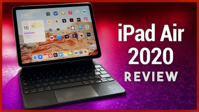 iPad Air (2020) Review - The Goldilocks of Apple iPads?