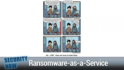 Malicious Android Apps, Ransomware-as-a-Service