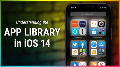 How to Find and Organize Your Apps With App Library In iOS 14