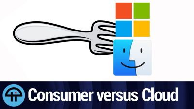 Apple and Microsoft have differing approaches