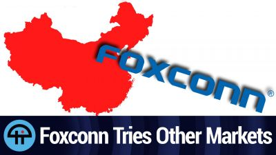 Foxconn Tries Other Markets