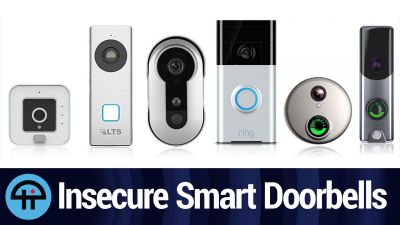 Cheap Smart Doorbells Favor Shortcuts Over Security
