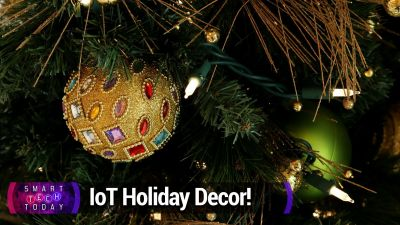 Smart holiday automations, COVID-19 alerts, Flic 2 buttons
