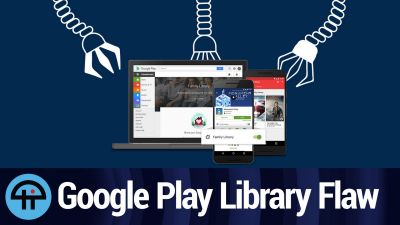 Google Play Core Library Vulnerability
