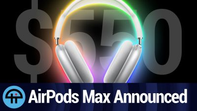 Apple Introduces $550 AirPods Max