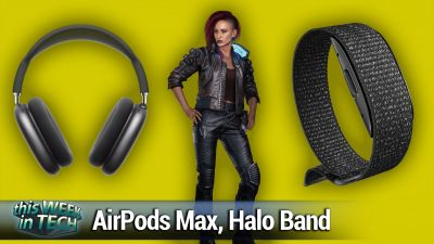 AirPods Max, Cyberpunk 2077, US Treasury hack, Halo Band
