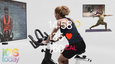iOS 14.3 & Apple Fitness+