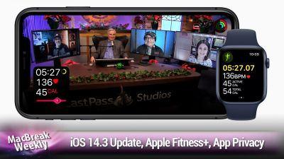 iOS 14.3 update, Apple Fitness+, App Privacy labels
