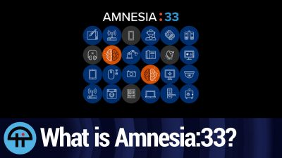 What is Amnesia:33?