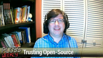 Trusting Open Source in Government and Business