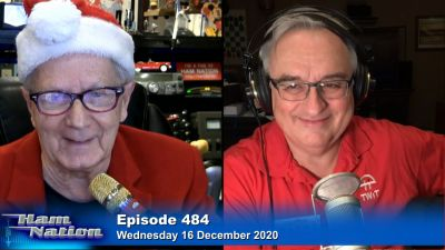 HN 484: Happy Holidays From Ham Nation - The future of Ham Nation, new towers at W7UDI, Last Man Standing and Ham Radio