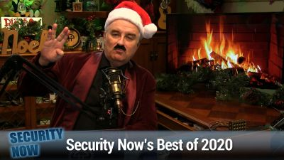 The Year's Best Stories on Security Now